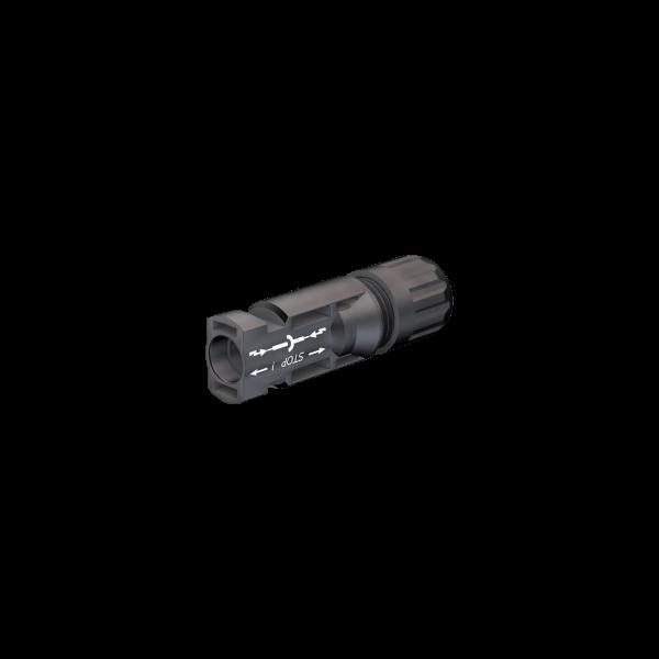 Multi-Contact MC4 Stecker, Typ 4, 4-6 mm² - Minus