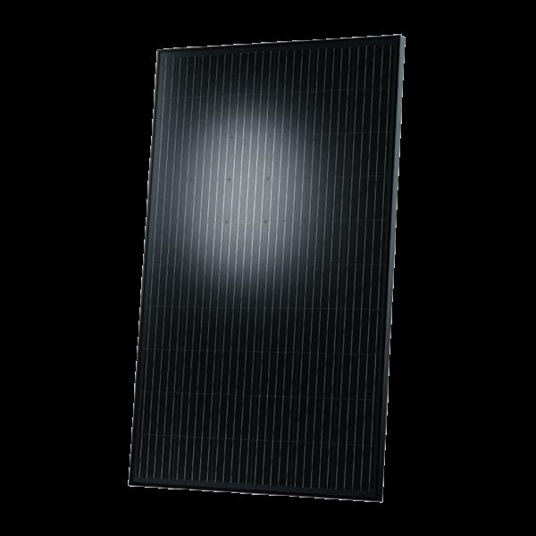 Solarwatt ECO 60M style 325 Wp Solarmodul mit schwarzem Rahmen