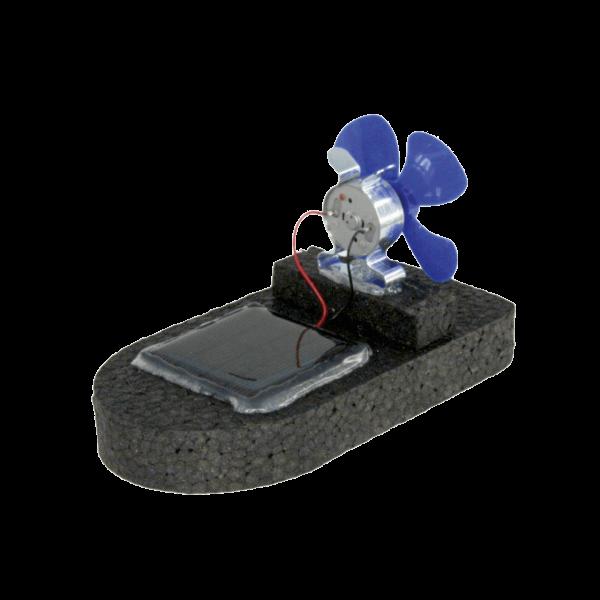 Solarboot Airstream, Bausatz mit Solarzelle zum Spielen und Entdecken 44481