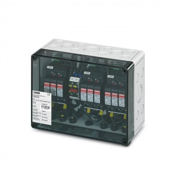 Generatoranschlusskasten SOL-SC-1ST-0-DC-3MPPT-1001 für Photovoltaikanlagen