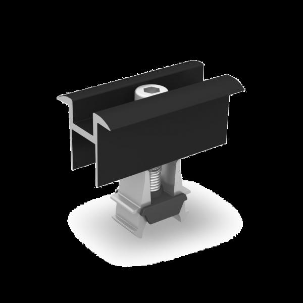 K2 Universal-Modulmittelklemme OneMid 30 - 42 mm schwarz, 2003072