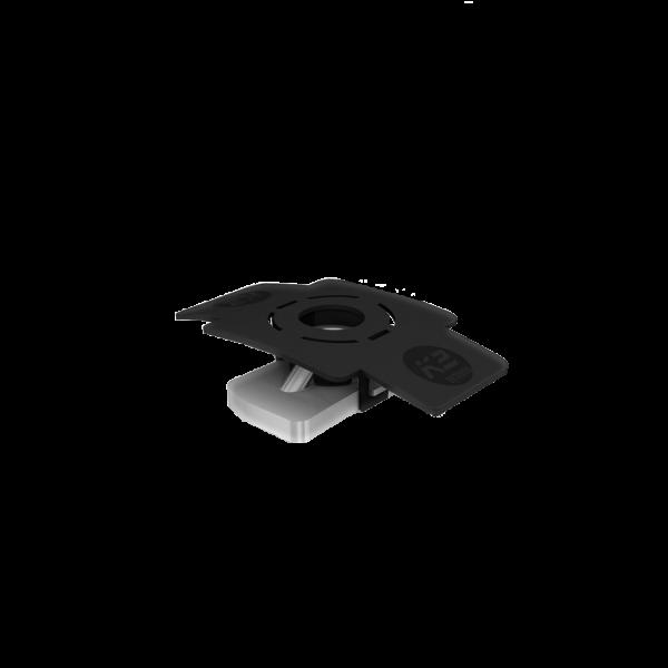MK2 Einlegemutter mit Montageclip M8 Edelstahl, 1001643