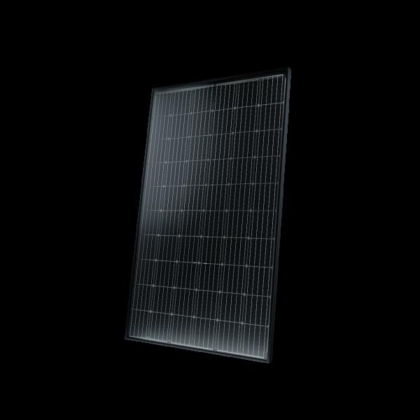 Solarwatt VISION 60M style 315 Wp Solarmodul Glas - Glas mit schwarzem Rahmen