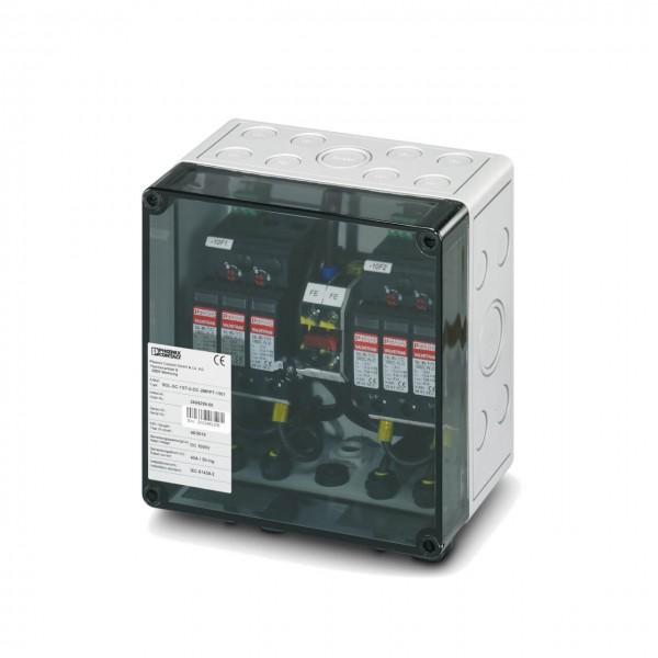 Generatoranschlusskasten SOL-SC-1ST-0-DC-2MPPT-1001 für Photovoltaikanlagen