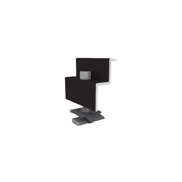 K2 Modulendklemme Set 39-41mm Schwarz, 1005269