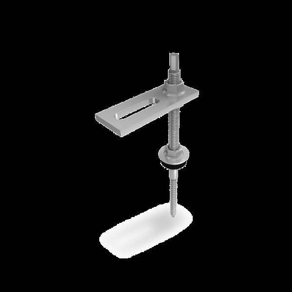K2 Stockschrauben Set M10 x 200, Sechskant SW 7 mm, 2000121