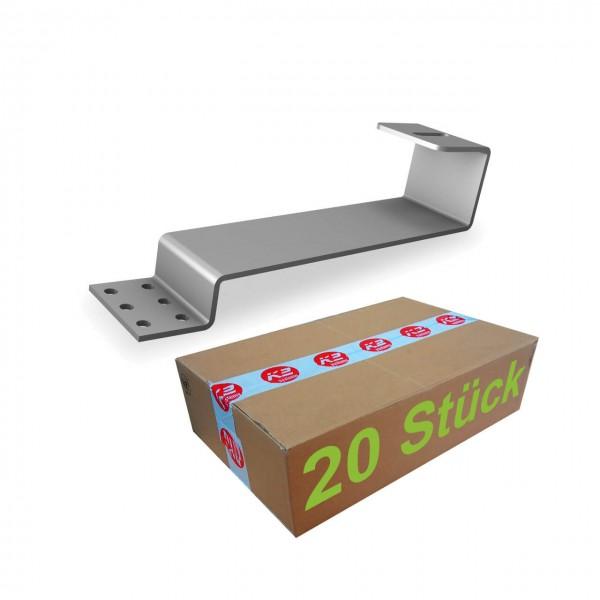 K2 Dachhaken Biberschwanz - 20er Karton, 2003073