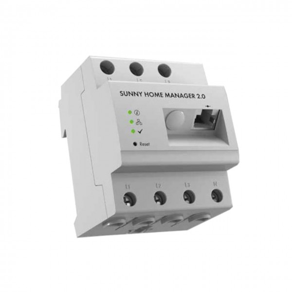 SMA Sunny Home Manager 2.0 (Ethernet)