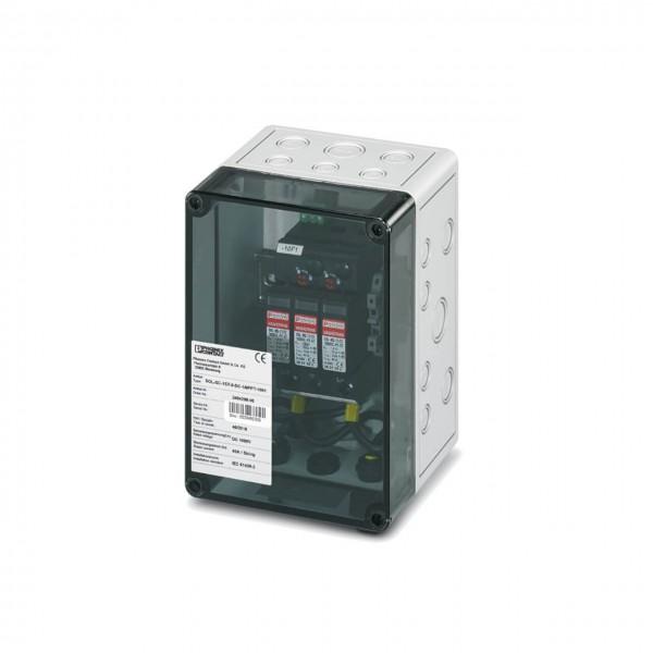 Generatoranschlusskasten SOL-SC-1ST-0-DC-1MPPT-1001 für Photovoltaikanlagen