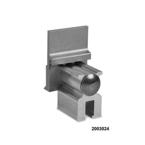 Single SeamClamp CF:x Doppelfalzprofil, 2003024