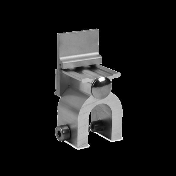 Single SeamClamp CF:x Rundfalzprofil, 2002859