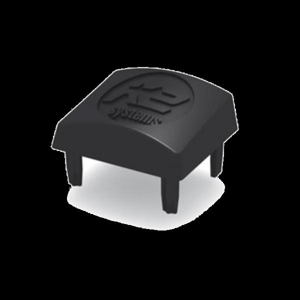 K2 EndCap SingleRail 36 100er Pack Endkappen, 1004767